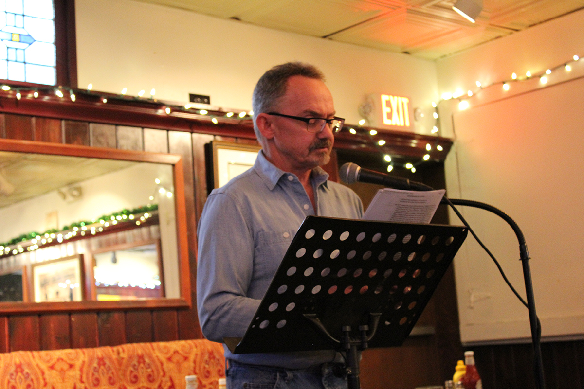 2016 Albany Word Fest - Up The River Reading
